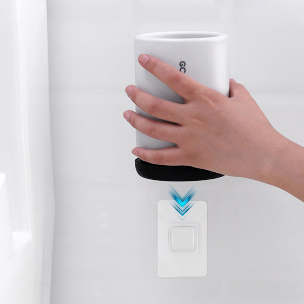 Brosse de toilettes en silicone